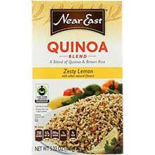 Zesty Lemon Quinoa Blend