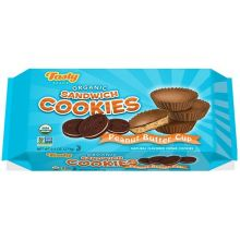 Organic Peanut Butter Cup Sandwich Cookie