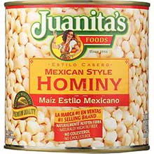 Mexican Style Hominy