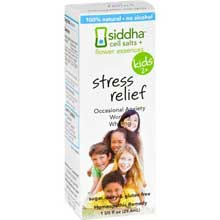 Kids Age Two Plus Stress Relief Homeopathic Remedy