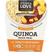 Mango and Jalapeno Quinoa Meal