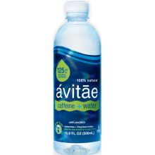 125 Mg Caffeinated Water