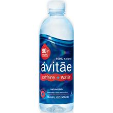 90 Mg Caffeinated Water