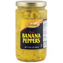 Sliced Yellow Banana Peppers