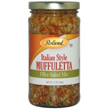 Italian Style Muffuletta Olives Salad Mix