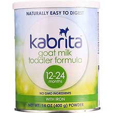 Goat Milk Toddler Formula with Iron