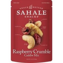 Raspberry Crumble Cashew Fruit and Nut Mix