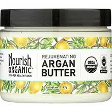 Organic Rejuvenating Argan Butter