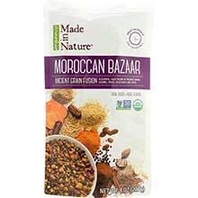 Organic Moroccan Bazaar Fusion