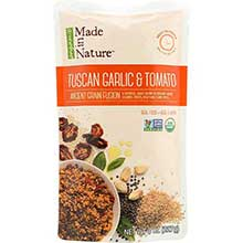 Organic Tuscan Garlic and Tomato Fusion
