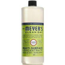 Lemon Verbena Multi Surface Concentrate Cleaner