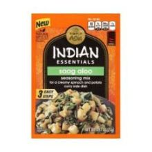Indian Essentials Saag Aloo Seasoning Mix