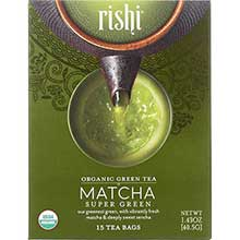 Organic Matcha Super Green Tea