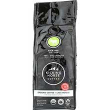 Kick Ass Dark Roast Ground Coffee