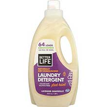 Spin Credible Lavender Grapefruit Laundry Detergent