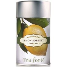 Organic Lemon Sorbetti Green Tea