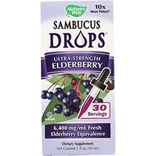 Sambucus Ultra Strength Elderberry Drops