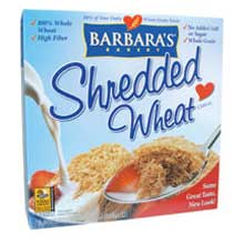 Wheat Shredded Cereal