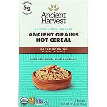 Organic Gluten Free Maple Morning Hot Breakfast Cereal