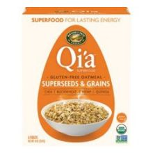 Gluten Free Superseed and Grains Oatmeal