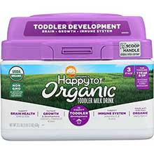 Organic Grow and Shine Toddler Milk Drink Powder