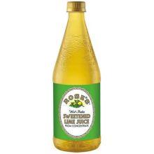 Sweetened Lime Juice 12 Fluid Ounce 6