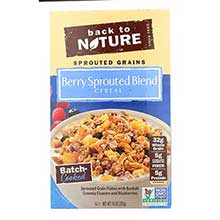 Berry Sprouted Blend Cereal
