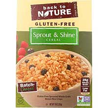 Sprout and Shine Cereal