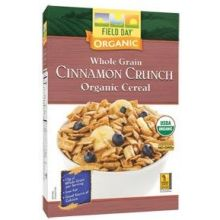 Organic Cinnamon Crunch Whole Grain Cereal