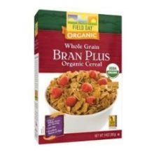 Organic Bran Plus Whole Grain Cereal