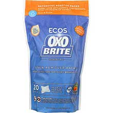 Free and Clear Oxygen and Enzyme Laundry Booster Pods