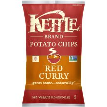 Red Curry Potato Chips