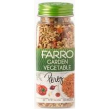 Farro Garden Vegetable Grains