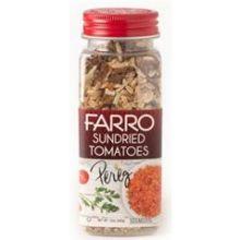 Farro Sundried Tomatoes