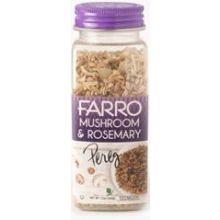 Farro Mushroom and Rosemary Grains