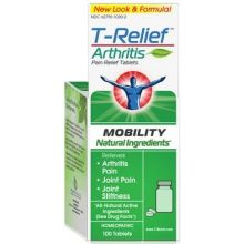 Mobility Arthritis Pain Relief Tablets
