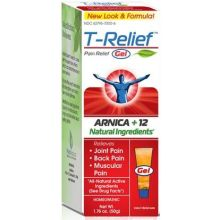 Arnica Pain Relief Gel 1.76 Ounce