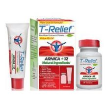 Pain Relief Ointment and Tablets Value Pack