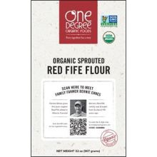Sprouted Red Fife Flour