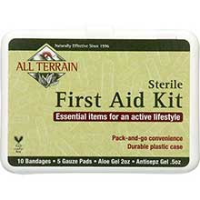 Outdoor Skin Protection First Aid Kit