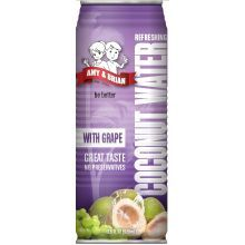 Coconut Water with Grape