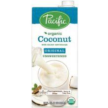 Organic Original Unsweetened Coconut Beverage
