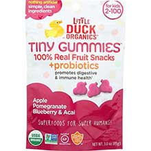 Pomegranate Blueberry and Acai Tiny Gummies