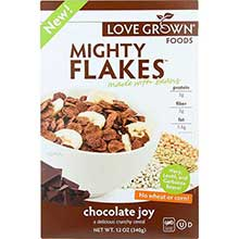 Mighty Flakes Chocolate Joy Cereal