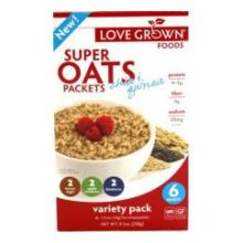 Variety Pack Super Hot Oats