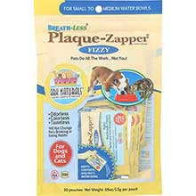 Breath Less Plaque Zapper for Small to Medium Pets