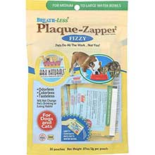 Breath Less Plaque Zapper for Medium to Large Pets
