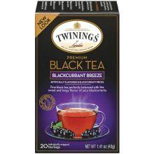 Premium Blackcurrant Breeze Black Tea