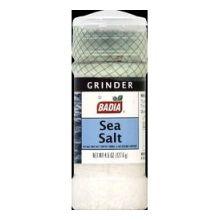 Grinder Sea Salt
