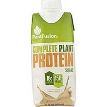 Vanilla Complete Plant Protein Drink
